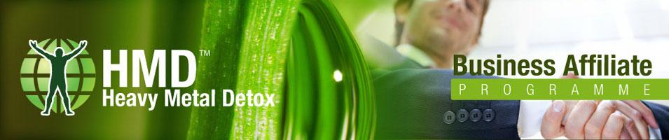 DetoxMetals.com - Affiliate Program